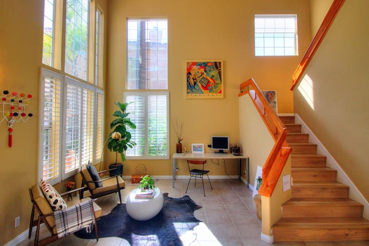 Private 1 Bed & 1 Bath in Lovely View Home