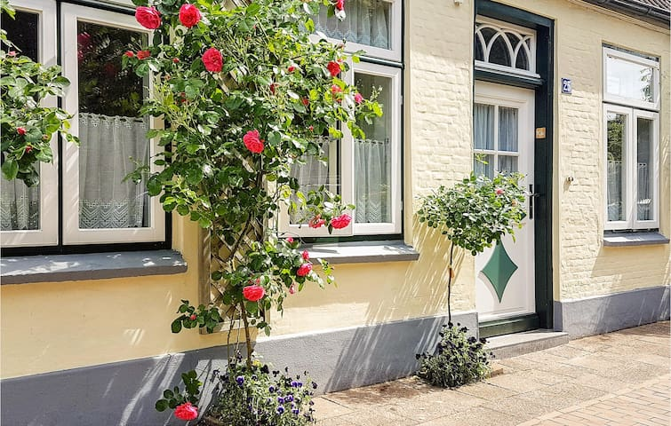Terraced house with 3 bedrooms on 75m² in Friedrichstadt