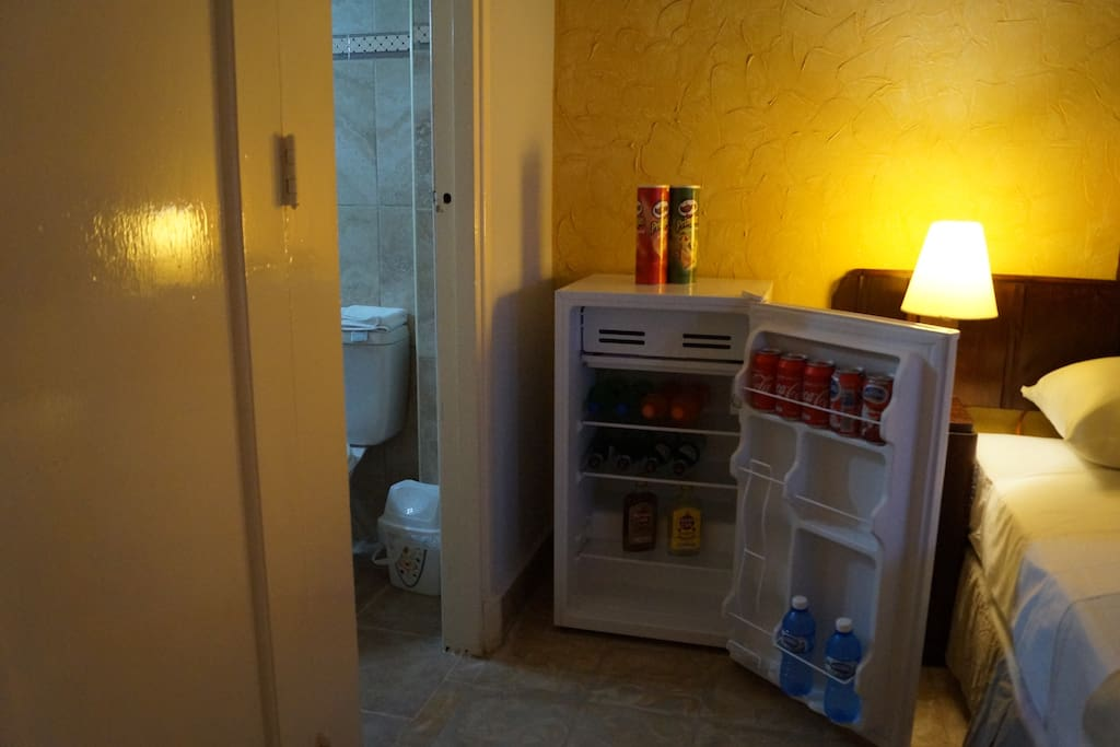Options from Minibar