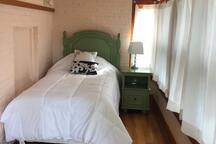 The fourth bedroom.