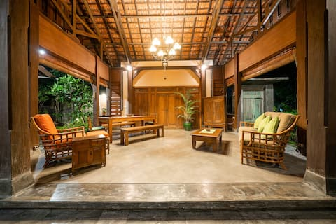 Mahidara - Ruim en authentiek in rustig dorp