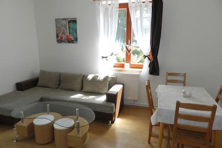Apartmán v soukromí rodinného domu