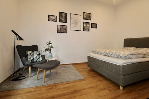 Modernes Appartement in bester Lage von Leipzig