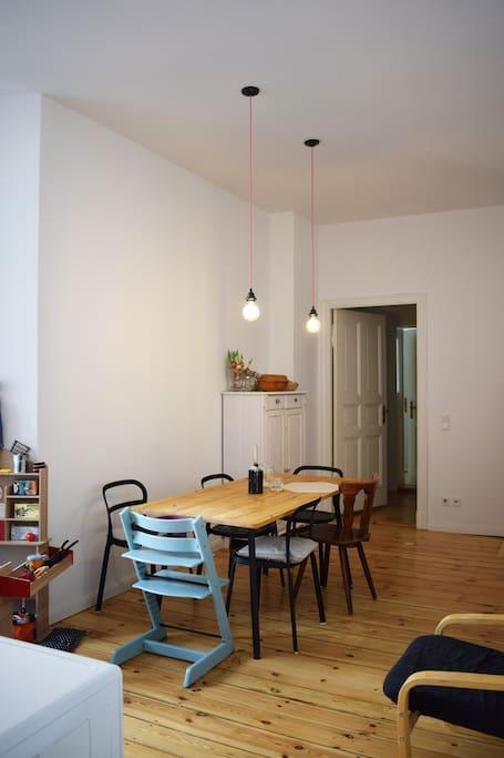 Dinning area -kitchen