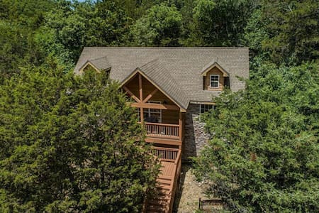 Branson is Open! Exquisite Private Mtn. Cabin