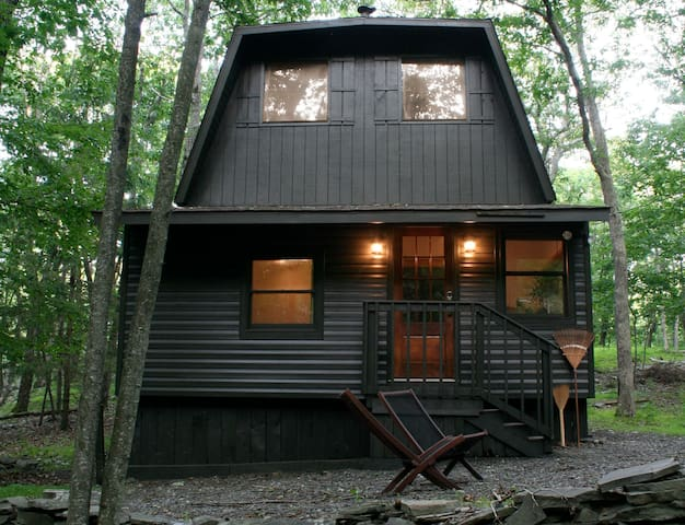 The Alder House - Poconos Cabin