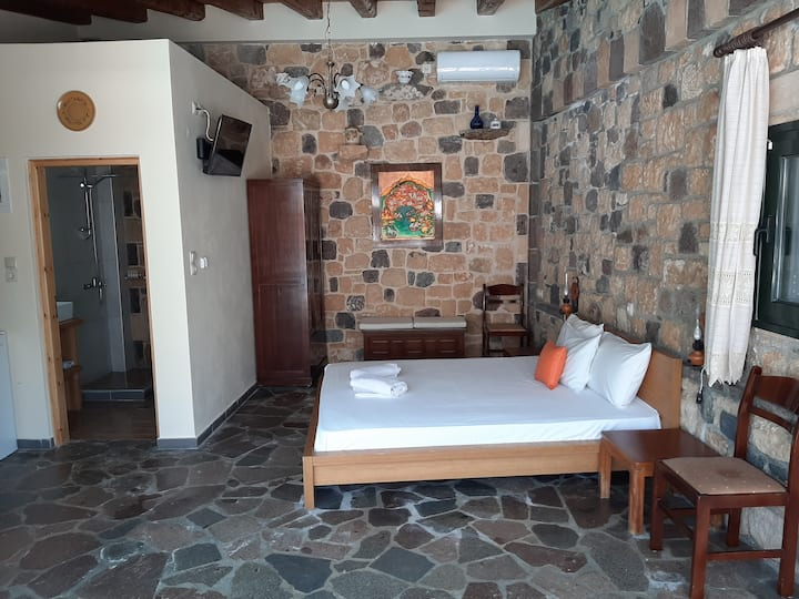 Nefeli traditional double room