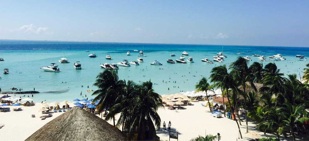 Cancun for half price ! A Paradise! - 坎昆 - 公寓