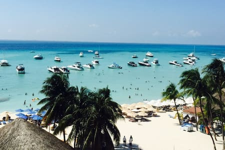 Cancun for half price ! A Paradise! - Cancún - Wohnung