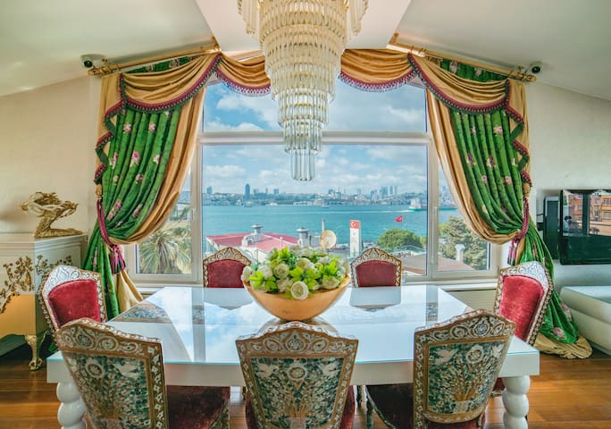 Istanbul Bosphorus Mansion