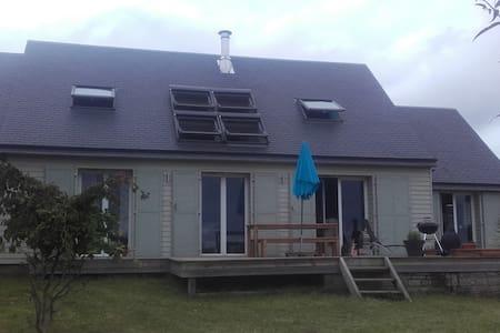 Entre Terre et Mer - TAULE  - Earth House