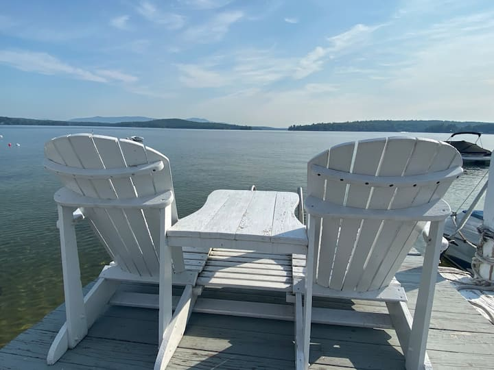 Stunning Views and More on  Lake Winnipesaukee
