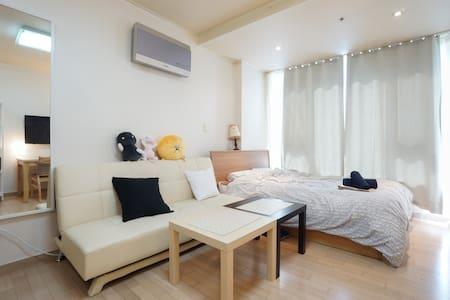 Modern Studio! The center of Seoul - Mapo-gu - Apartment