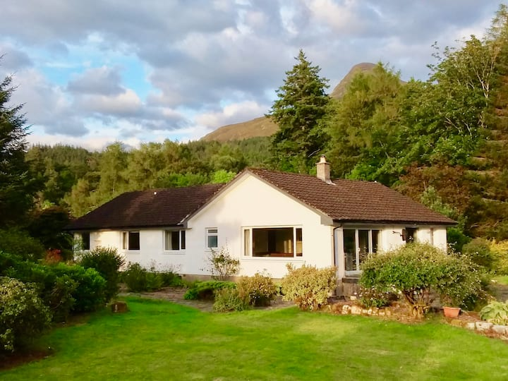 Tigh Ban, holiday home in Glencoe Village.