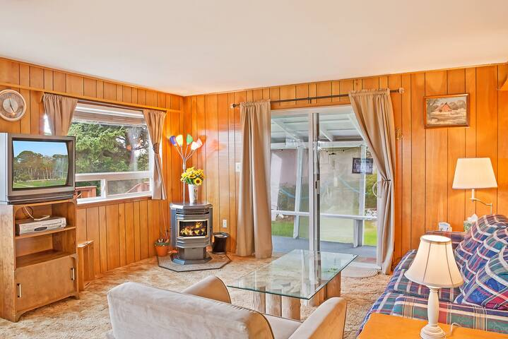 Lussier Beach Cabin - Grayland - Vila