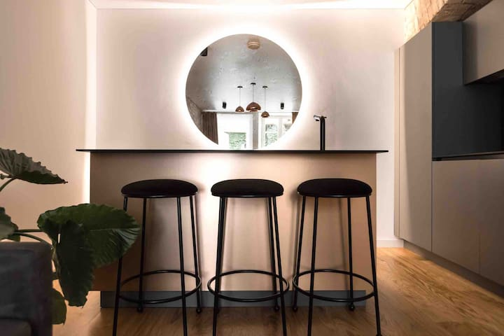 Luxury apartment near cathedral and Vilnius street