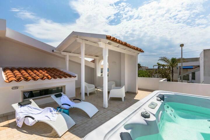 villa Punta Secca...a 99 metri dal mare! - Punta Secca - Villa