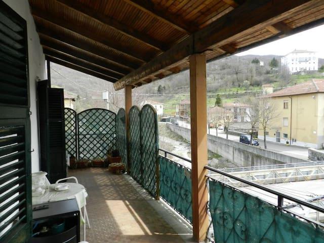 Appartamento 90mq a Cabella (paese) - Cabella Ligure - อพาร์ทเมนท์