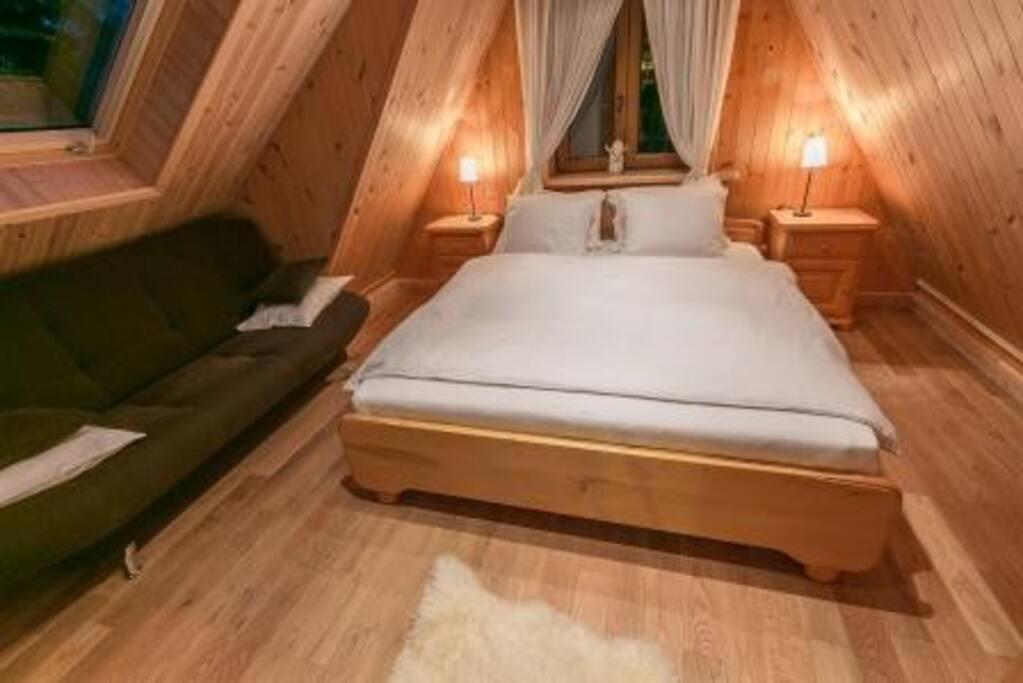 Room #9 Bedroom