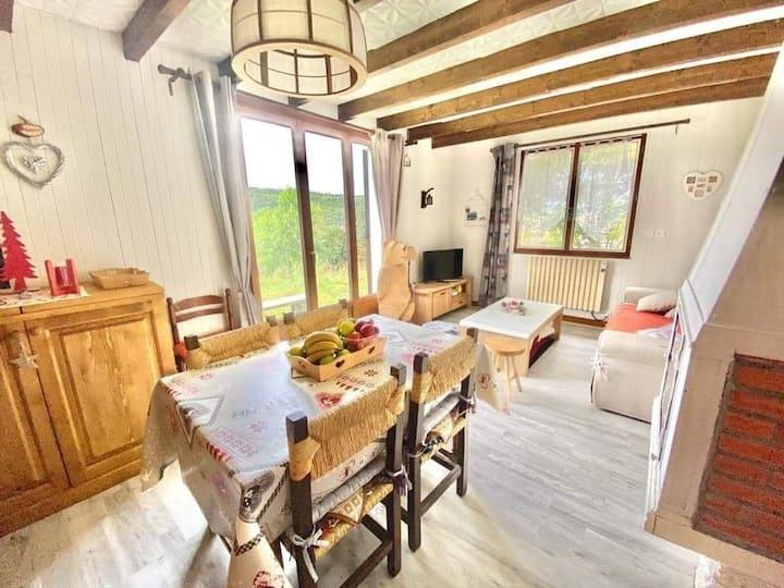 Appartement cosy dans un châlet Les Rousses