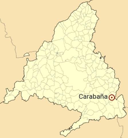 Carabaña - Chalet con jardín y piscina privada