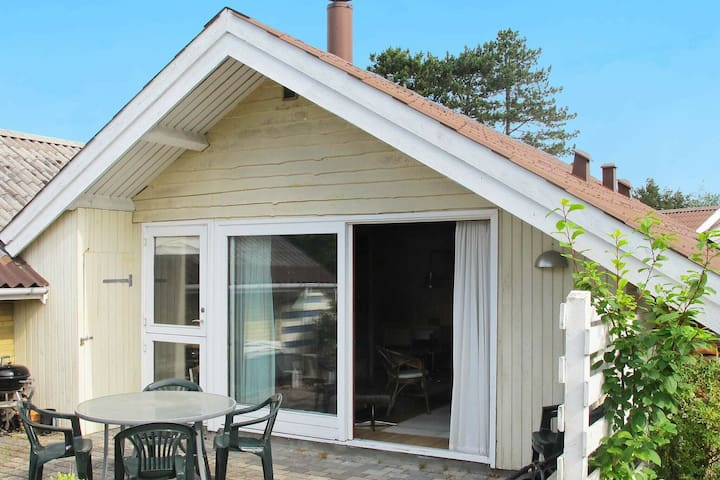 4 person holiday home in Askeby
