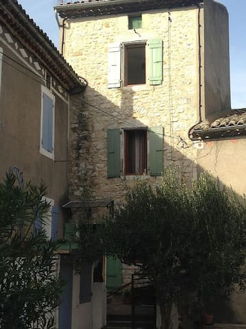 Belle maison centre vallon, rénovée, au calme - Vallon-Pont-d'Arc