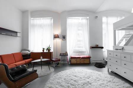 Loft in Kreuzberg + Bike - Berlin