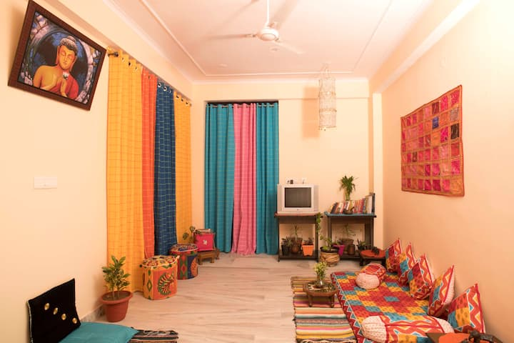 Female & Couple Friendly Jaypore360 Wifi  Bathroom
