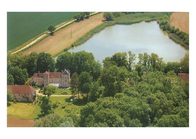 Domaine des Forges de La Vache - La Charité-sur-Loire - ที่พักพร้อมอาหารเช้า