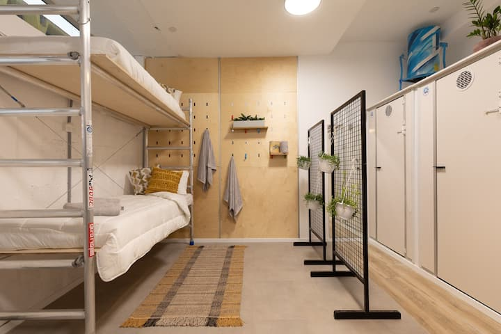 A new on trial hostel