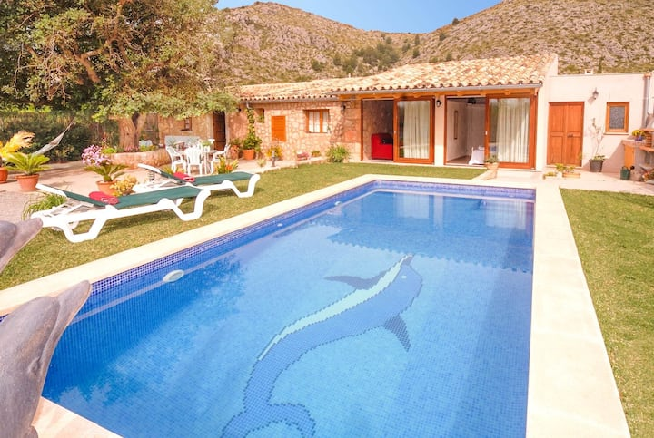 Villa Joan. Ideal for couples.