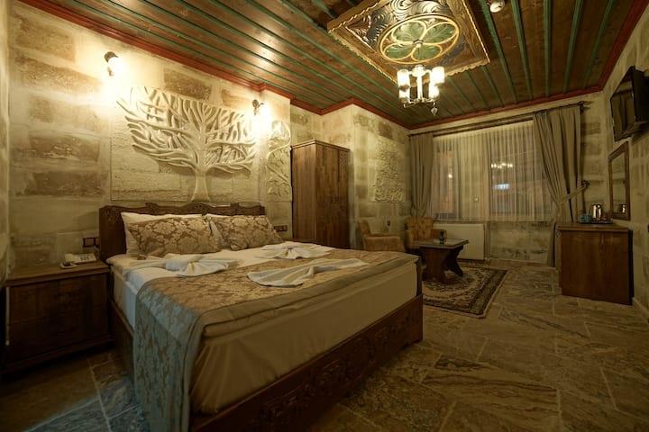 Your stone home in Cappadocia