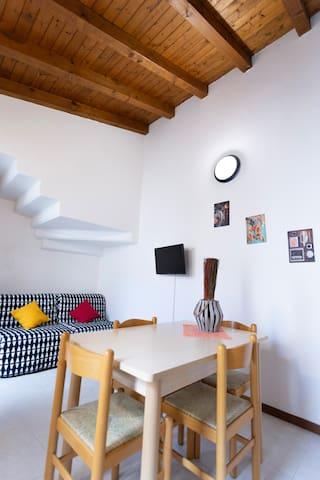"""Fonda Medieval"" Apartamento Gesualdo"