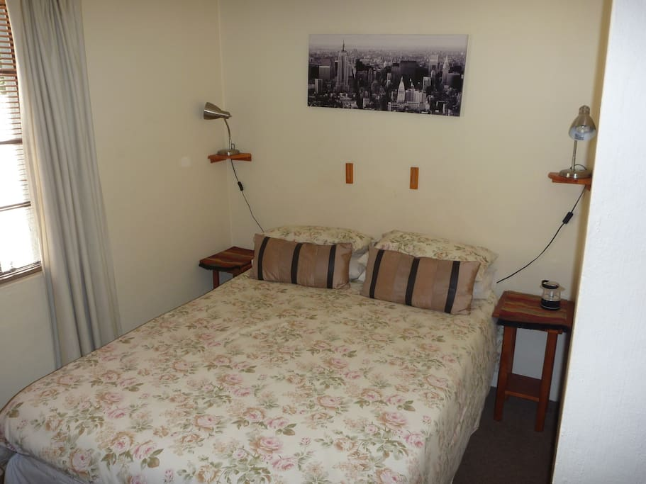 Paarl Self Catering Cottage Bedroom