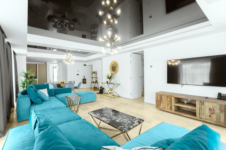 Sea View Loft Deluxe Penthouse