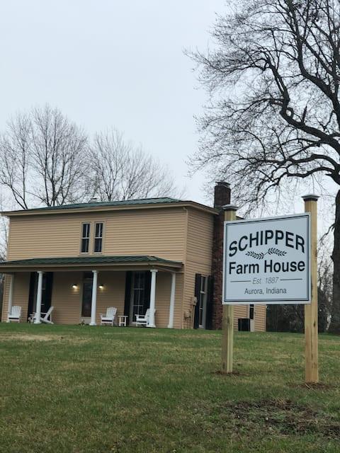 Schipper Farmhouse/CVG/Museu da Criação/Golfe/Cassino