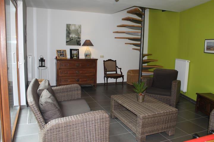 Magnifique duplex pour 1 ou 2 personnes (B&B) - Namur - Bed & Breakfast