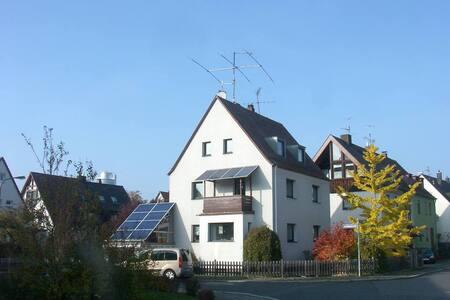 Balkonzimmer mit Einzelbett  - Nuremberg