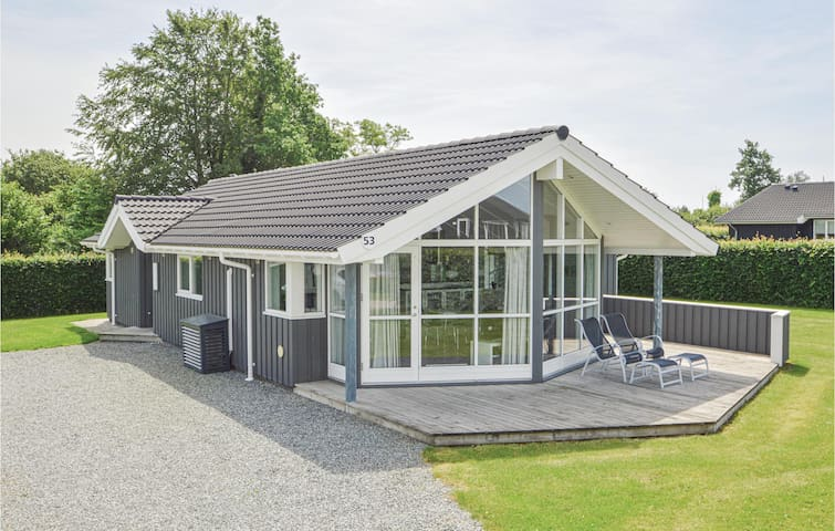 Holiday cottage with 3 bedrooms on 89m² in Haderslev