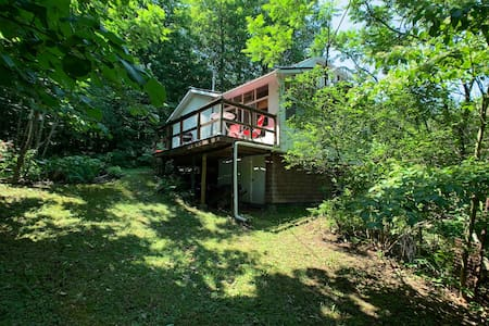 Cottage on a private Island *55 min from Montreal*