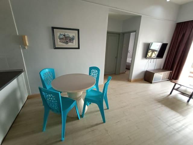 Comfortable Mahkota Apartment *2 Bedrooms