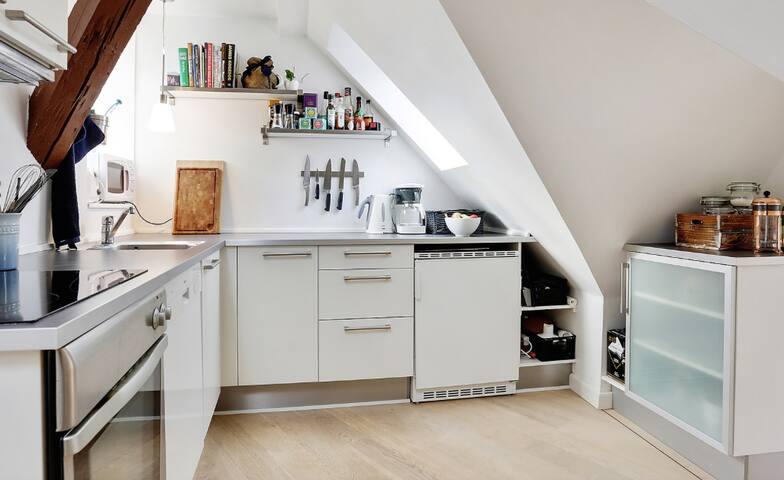 Wonderful apartment in Aarhus C - Aarhus - Apartment