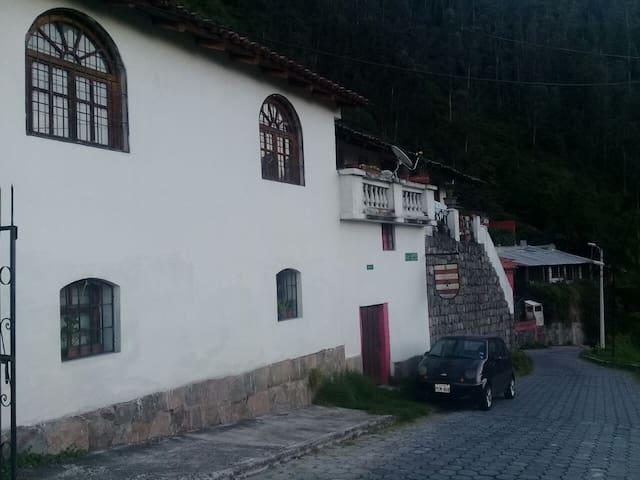 Habitación en Guápulo