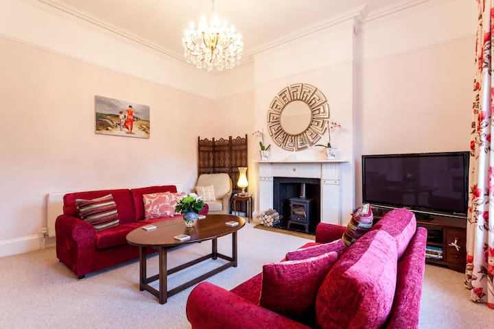 Luxury apartment in Victorian Manor - Ventnor - Appartement