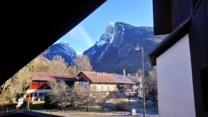 Cosy apartment in central Samoëns
