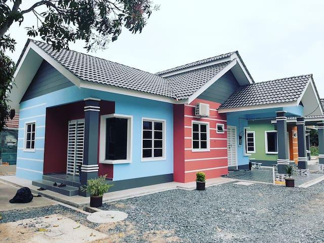 Su Lenna Homestay (Blue) Dungun Terengganu