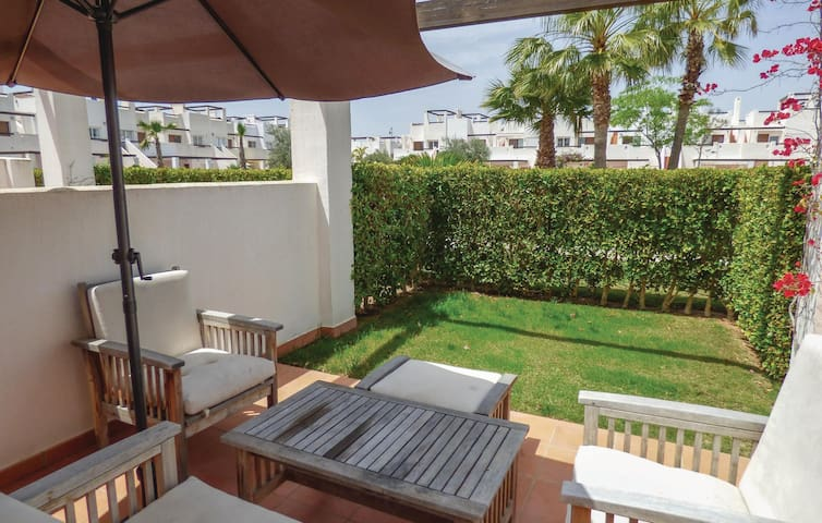 Holiday apartment with 3 bedrooms on 64m² in Alhama de Murcia