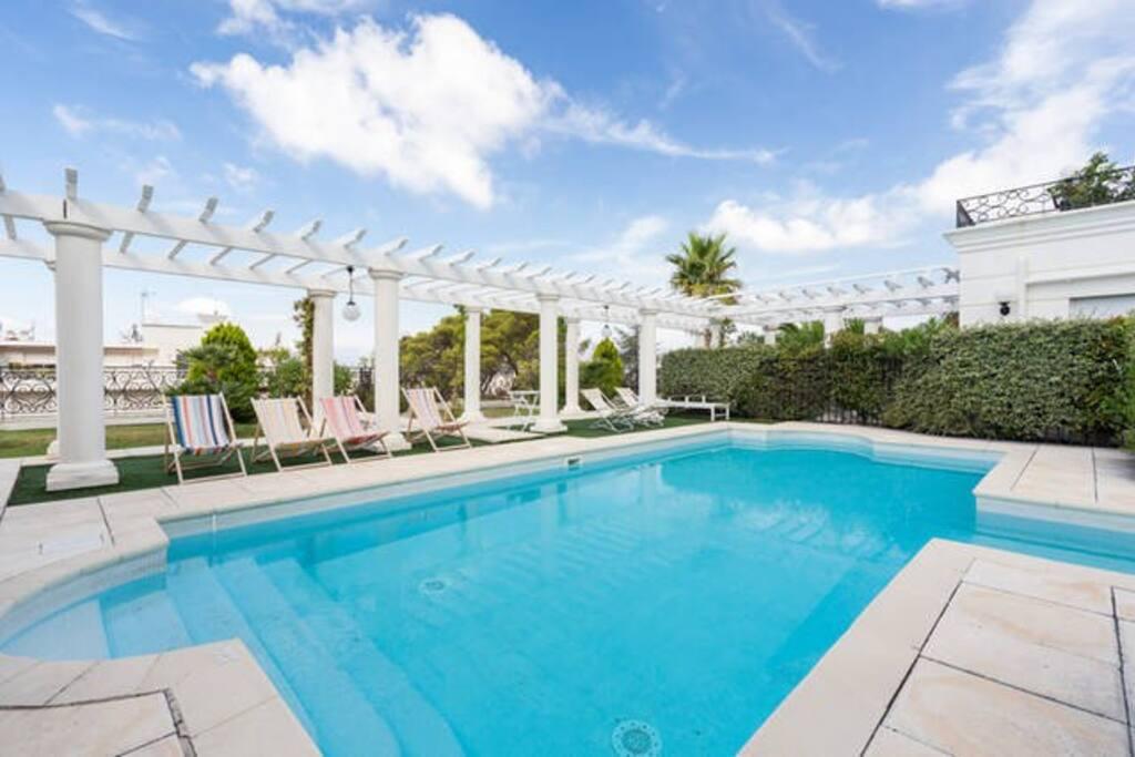 Espace commun : piscine (copropriété)