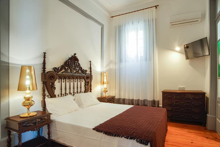 Palacete Suite Aveiro: Quarto 3 - Suite Deluxe